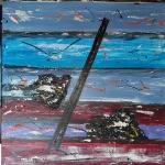 abstrait,peinture,acrylique,
