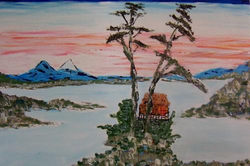 Evasion Peinture de Dudu ( copyright ADAGP ).JPG