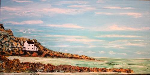 arts,peinture,marine